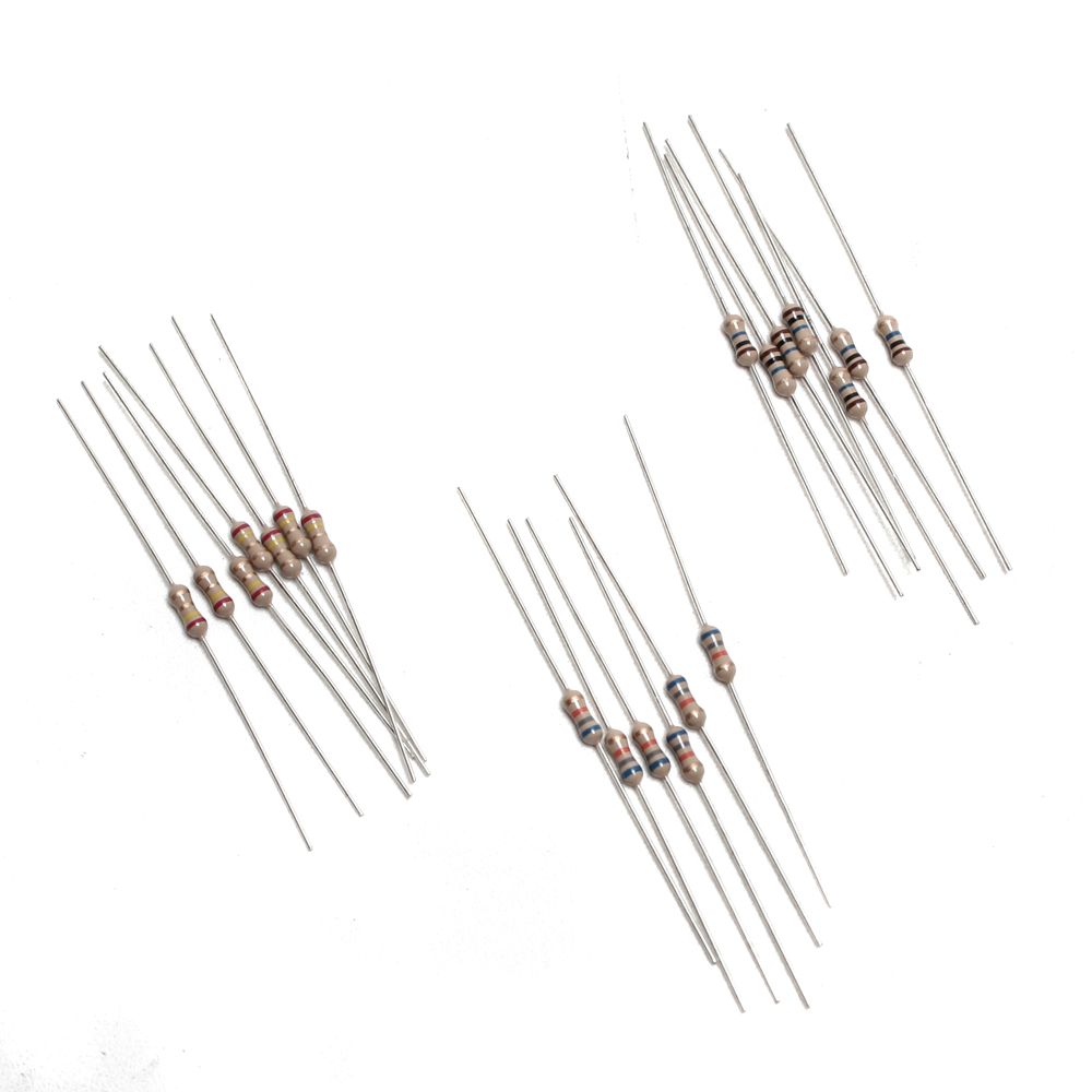 5  resistors