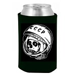 Space Zombie Koozie