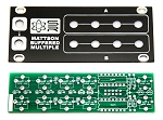 1U Mattson Buffered Multiple PCB and Panel