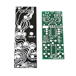 4093 CHAOS NAND PCB and Panel - Eurorack