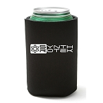 Official Synthrotek Logo Koozie