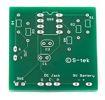 Optical Theremin PCB