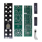 Roboto PCBs, Panel, ICs and Vactrol