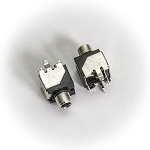 3.5mm Vertical Mount Jacks - PJ301BM