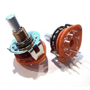 12 Position Rotary Switch