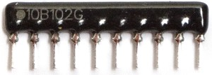 Resistor Arrays (1k or 100k)
