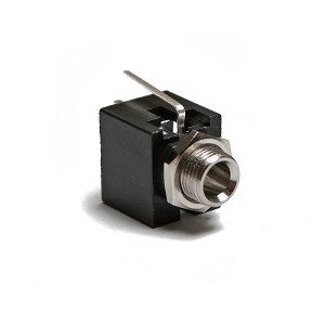 "3.5mm Vertical Mount ""Thonkiconn"" Mono Jack - PJ301M-12"