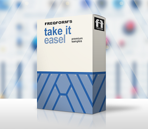 "Freq Form ""Take it Easel"" Sample Pack"