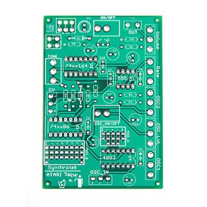 AstroNoise PCB