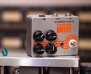 Harben Audio Synesthesia Drive - Vintage Colored Overdriver
