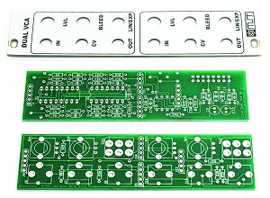 MST Dual 2164 VCA PCB and Panel Combo
