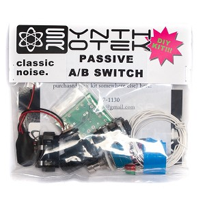 Passive A/B Switch Kit