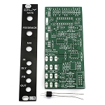 DLY Module PCB, Panel and Vactrol
