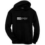 Official Synthrotek Logo Unisex Pullover Hoodie