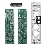 MST MIDI to CV Converter PCBs, Panel and IC