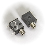 3.5mm Right Angle MONO Audio Jack