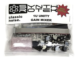1U Unity Gain Mixer Kit