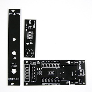 Eurorack 5A Power Supply System PCB Only