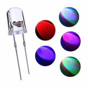 5mm Multi-Color LED