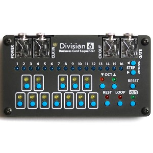 Division 6 Business Card Sequencer