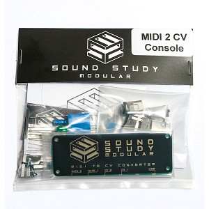 Sound Study MIDI 2 CV DIY Kit Console Version