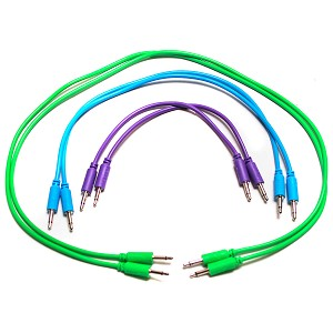 Patch Cables - 6 Pack Assorted