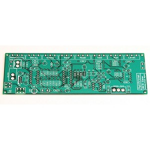 DS-8 Clone Analog Drum Synth PCB