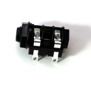 "1/4"" Plastic Mono Jack - Wired"