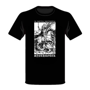 Saint George and the Dragon Promo Tee