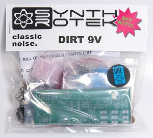 DIRT Filter DIY Kit - 9V Version