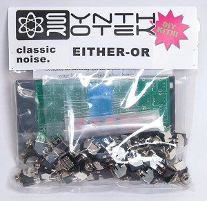Either-OR Eurorack OR Module DIY Kit