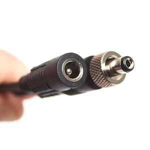 Locking DC Extension Cable