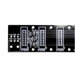 Noise Filtering Power Distribution Board PCB