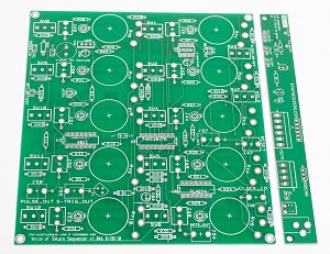 Voice of Saturn Analog Step Sequencer PCB